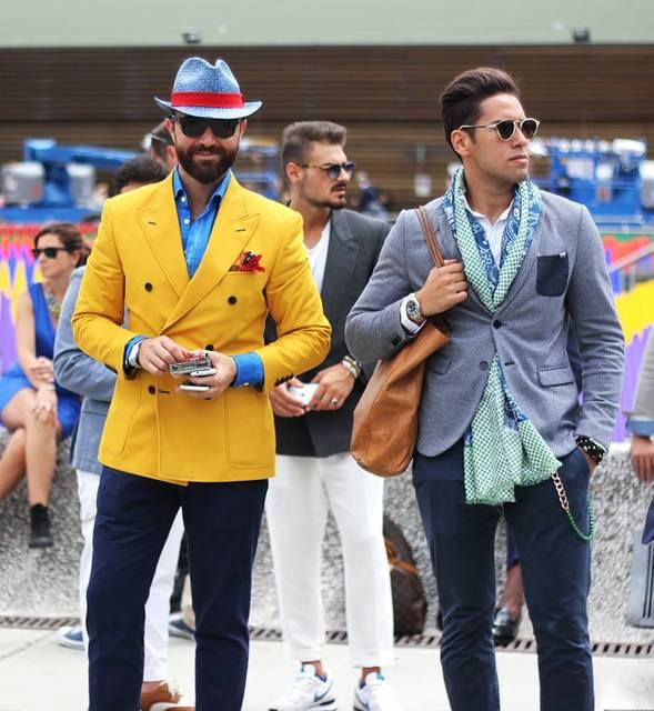 男性ファッションはラインを意識して!秋・冬はパパをおしゃれさんに大改造しよう♪