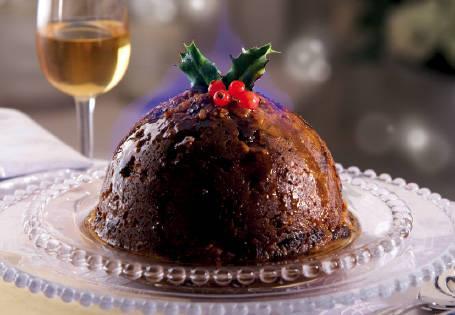 クリスマスケーキは数ヶ月前から準備する?イギリスのクリスマスプディングとは?