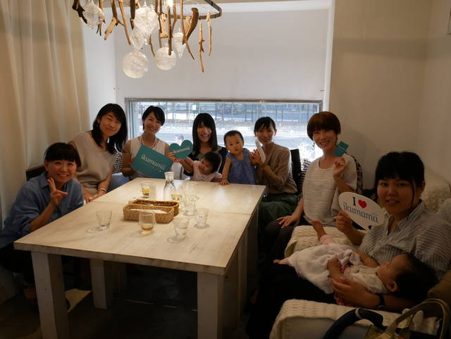 【Event】ikumama公式ランチ会~秋冬に向けてカラダを温めよう~レポート!