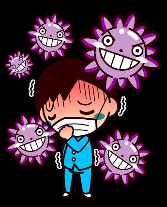 インフルエンザB型の症状とは?A型との違いや注意点・対処法を徹底解説!