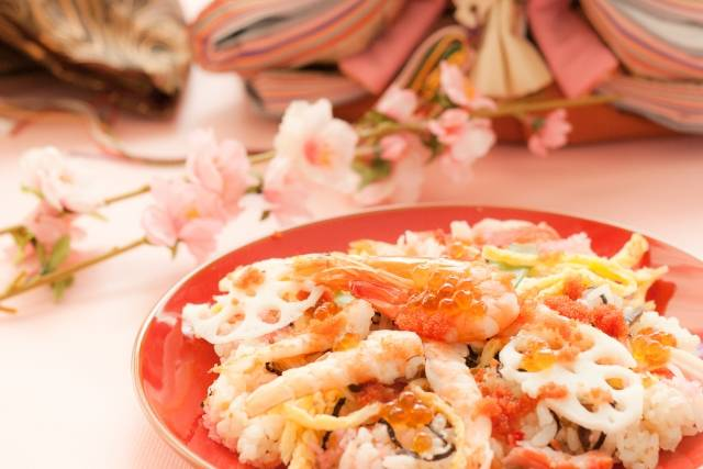 ひな祭りパーティーレシピ特集♡子どもが喜ぶ!見て楽しい&食べて美味しい簡単メニュー大公開♪