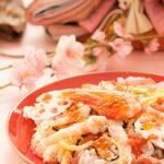 ひな祭りおすすめレシピ20選♡パーティーやおかずにぴったりの簡単料理やアイディア大公開!