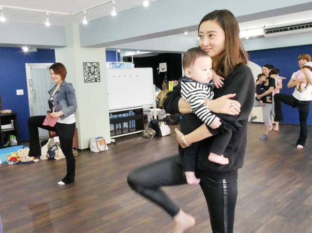 産後ママ&0歳赤ちゃんのためのikumama×Pelvisworkコラボセミナーレポート!
