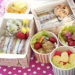 お花見のお弁当おすすめレシピ18選♡子供ウケばっちり!可愛いおしゃれな盛り付け方も大公開♪