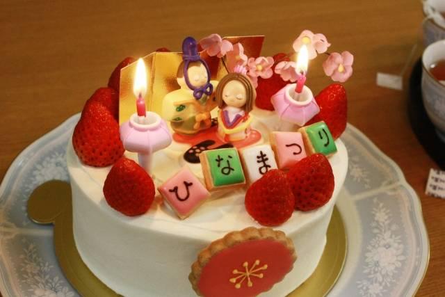 ひな祭りのケーキ、技ありアイデア11選!初節句のお祝いにもぴったり♪