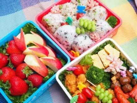 夏場の幼稚園のお弁当!入れてはいけない傷みやすいおかずと食中毒を防ぐ7つの方法