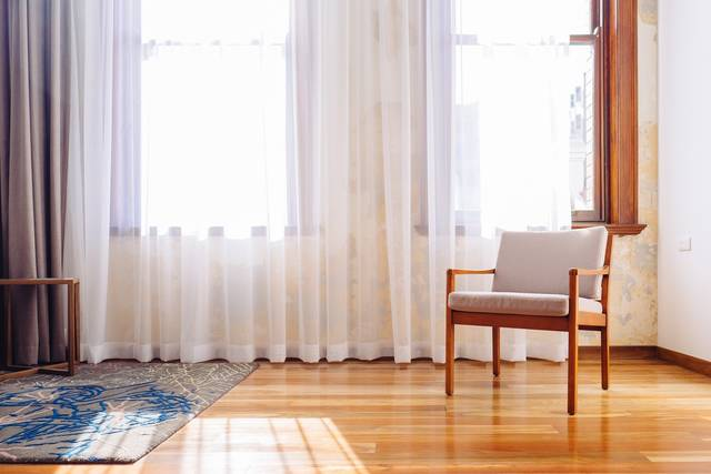 カーテンのおしゃれなインテリア実例16選♡センスの良いお部屋づくりができるポイント大公開!