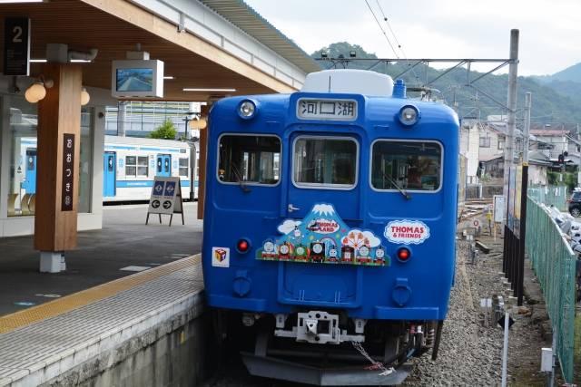 子どもと富士エリアで遊ぶならトーマスランドへ!20周年アニバーサリーが見逃せない!