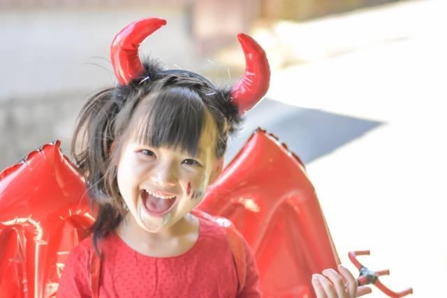 【子供編】ハロウィンメイクおすすめの方法7選♡初心者でも真似しやすい簡単メイク大公開!