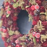 子供と一緒にクリスマスリースを手作りしよう♡素材色々!おすすめのハンドメイドレシピ8選