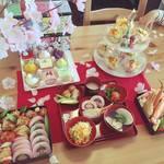ひな祭りパーティの簡単テーブルコーディネート実例集!100均も賢く使ってコスパよく!