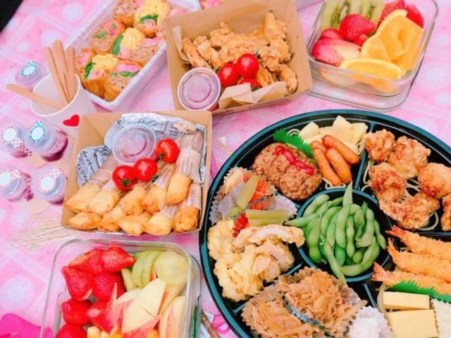 お花見のお弁当にぴったりな簡単おかず24選♡旬の食材や楽チンな作り置きで差をつけよう!
