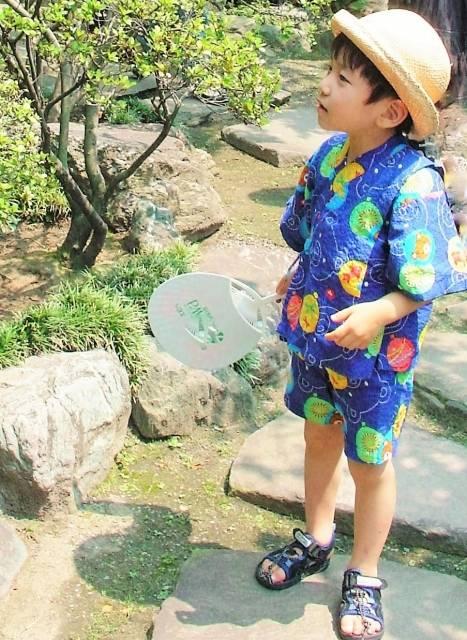 【男の子用】子供浴衣セットおすすめ8選!便利な3点セットやかっこいいシンプルなデザインも
