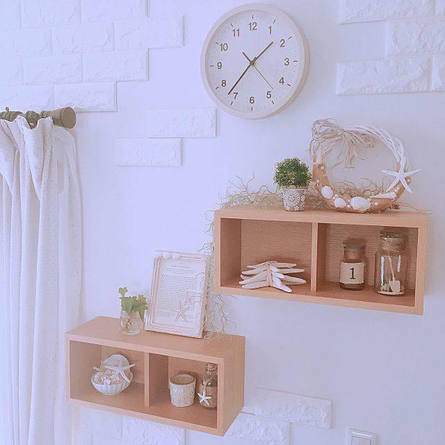 無印良品の「壁に付けられる家具」がおすすめ!収納はもちろんインテリアとしても大活躍