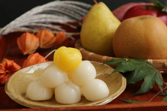 おうちで簡単!月見団子のレシピ10選-定番の作り方から可愛いアレンジまでたっぷりとご紹介