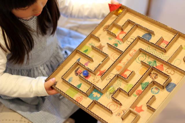 """""""めいろ遊び""""は子どもの能力アップに最適!知育としての効果やおすすめワークをご紹介!"""