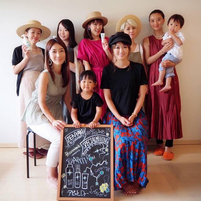 ママが気になる子どものスキンケア商品の選び方とポイント~アピットDr×ikumama座談会~
