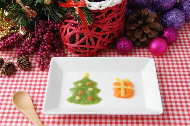 ≪時期別≫クリスマス離乳食レシピ12選!初めてのクリスマスはこのメニューで決まり!
