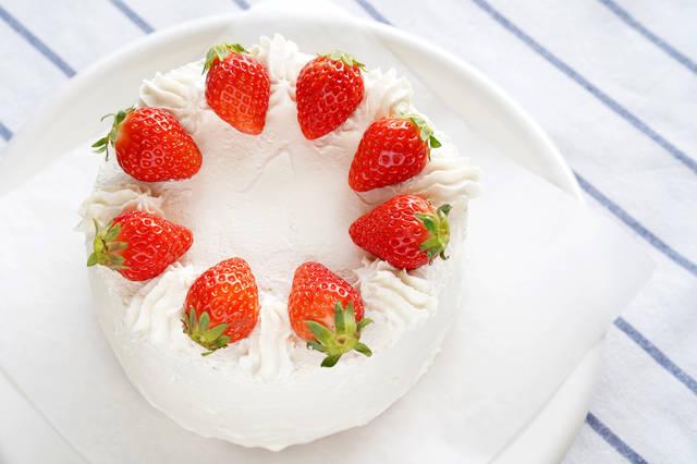 赤ちゃん向け手作りクリスマスケーキレシピ8選!離乳食期でも安心!一緒に楽しく食べよう