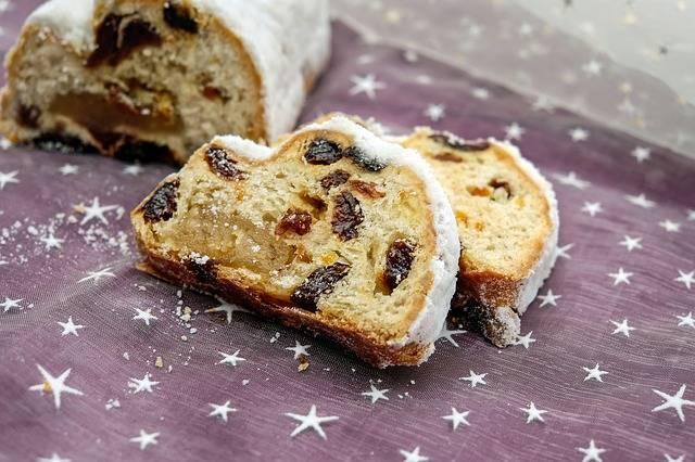 簡単シュトーレンの作り方!ドイツのクリスマスに欠かせない美味しい菓子パンを手作りしよう