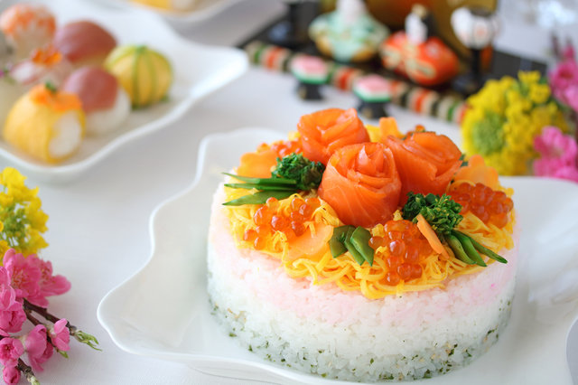 ちらし寿司レシピ10選!おいしい&見た目も楽しめる料理でひな祭りのお祝いをしよう!