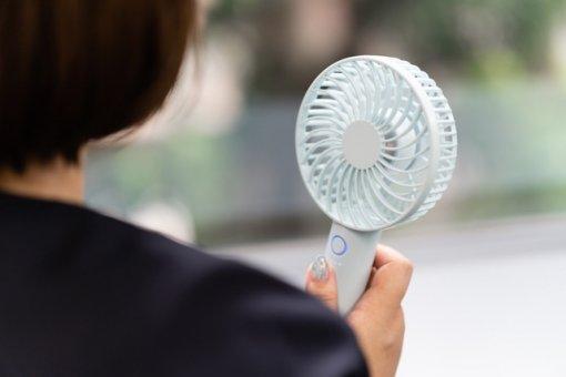 携帯扇風機おすすめ8選!本当に便利なのはどれ?上手に選んで暑い夏も快適に過ごそう!