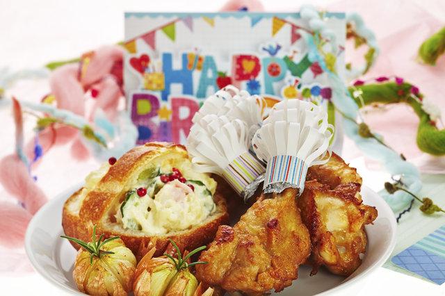 4歳の誕生日メニューで子どもが喜ぶアイデア8選!ごちそうで楽しく豪華にお祝いしよう!