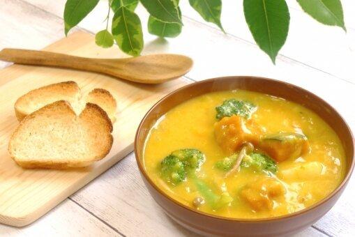 人気のかぼちゃレシピ12選!煮物・スープ・デザートも!甘みとホクホク感を存分に堪能しよう