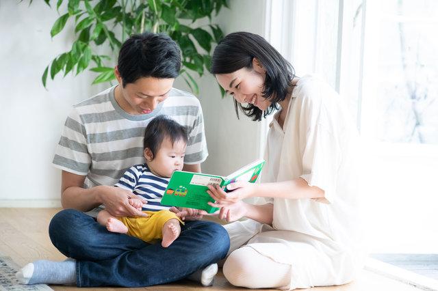 おうち時間を絵本で楽しもう!0~1歳でも親子で楽しめるおすすめ8選と選び方をご紹介!
