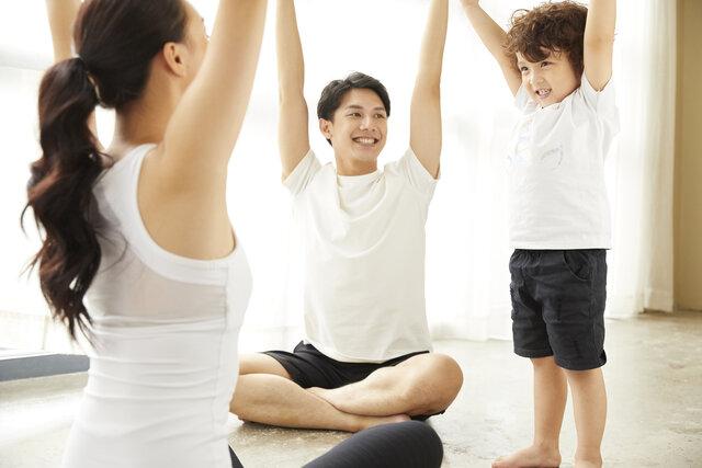 YouTubeの子ども向けオススメ体操動画7選!おうちでも家族で楽しく体を動かそう