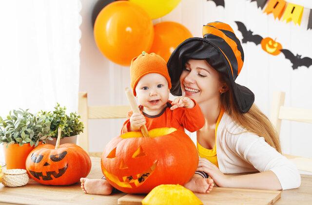 赤ちゃんもハロウィンコスプレを楽しもう!写真に撮りたくなる可愛いコスプレ10選!