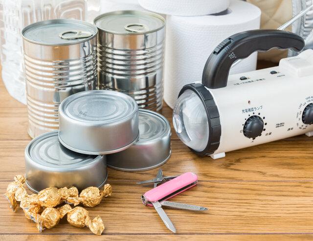 【防災】備蓄品リストを作ろう!必要な食品の備蓄量は?子育て家庭で備えたいものを紹介!