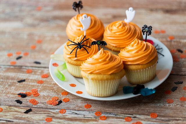 今年のハロウィンはかわいいカップケーキで決まり!子どもと一緒に作れるおすすめレシピ10選も