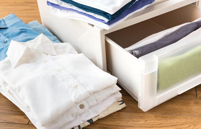 衣替えは収納方法を見直すチャンス!上手な整え方3ステップ&収納場所に合わせたアイテムを紹介