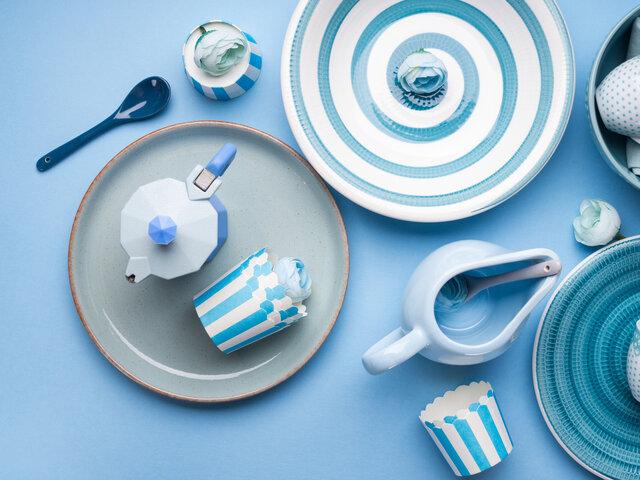 おしゃれな「青い」食器で食卓をワンランク上に!おすすめアイテム10選で料理が引き立つ