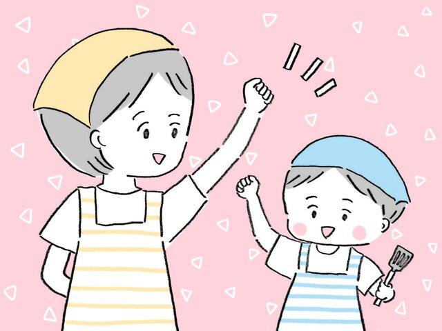 【年齢別】夏休みのおうち時間はお手伝いに挑戦!どんなことができる?楽しく取り組むためのコツ