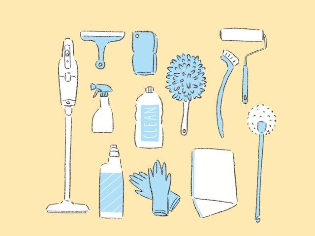 【お掃除のプロ松本忠男さん監修】大掃除よりも中掃除がおすすめ!効率的な進め方と体験談も