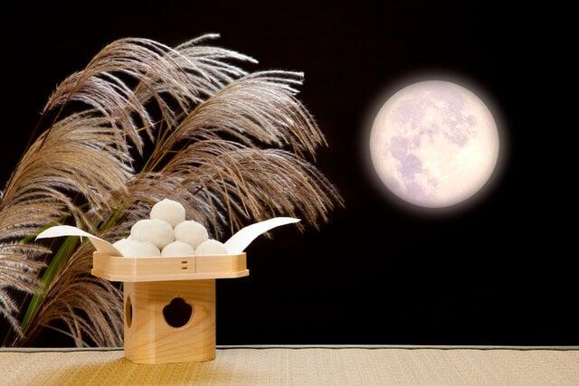 【2020】今夜はお月見!おうちでお月見をとことん楽しむためのアイデア7つをご紹介!