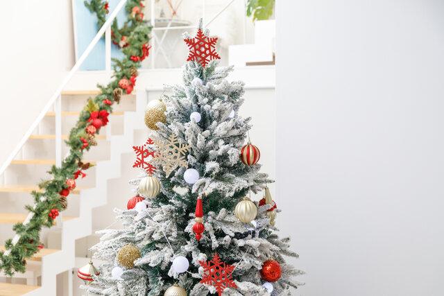 クリスマス飾り16選でかわいくデコレーション。子どもと一緒に手作りする方法もご紹介