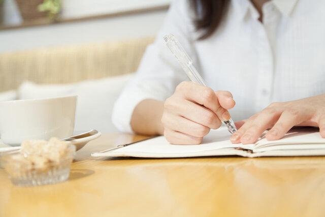 思考整理はノートに書く。モヤモヤをすっきりとさせるためのノート活用術4つをご紹介!