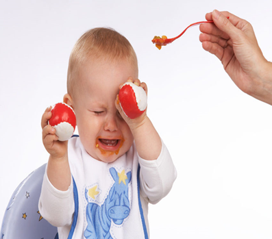 Feeding a fussy baby: The do's and dont's! - All 4 Women (352)