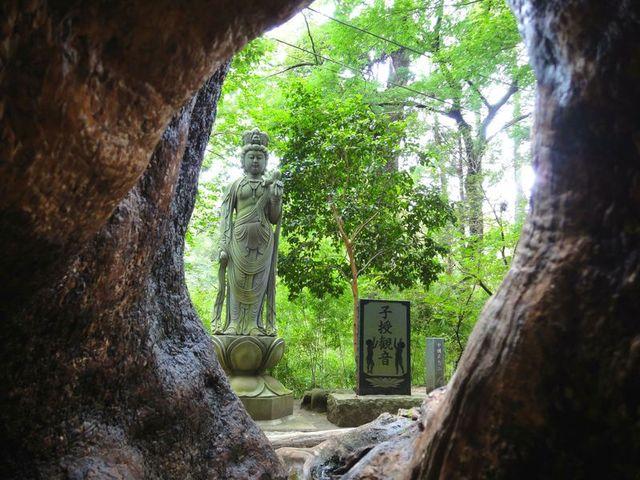 【写真】梨花さんもご利益にあずかったといわれる「子授観音」 | 千葉県 | トラベルjp<たびねす> (377)