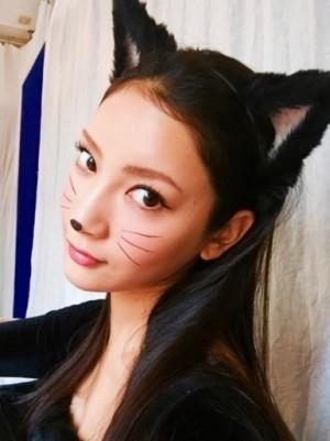 今年のハロウィンは黒猫に決まり!メイク&ファッション大紹介♡-カウモ (1485)