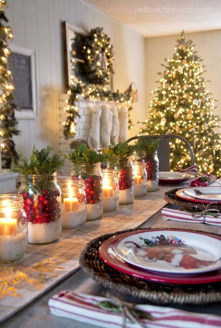 Christmas Tablescapes and H...