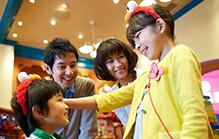 世界イチの親子になろう!|パークの楽しみ方|ユニバーサル・スタジオ・ジャパン®|USJ (12946)