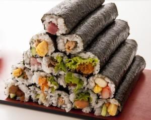 恵方巻  今年は「東北東」 | 安心・安全で、健康と美味しさを追求した食品をお値打ちに。三河屋プラス (16093)
