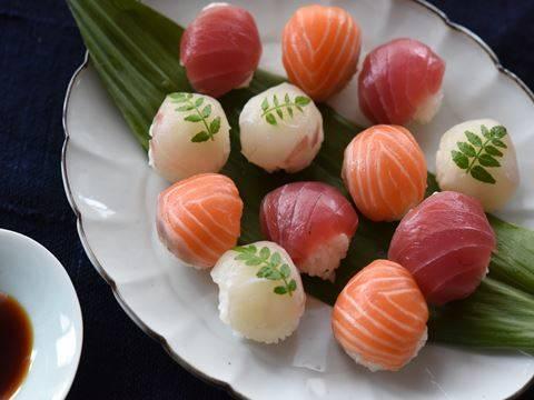 海鮮てまり寿司 | Happy Recipe(ヤマサ醤油のレシピサイト) (23275)
