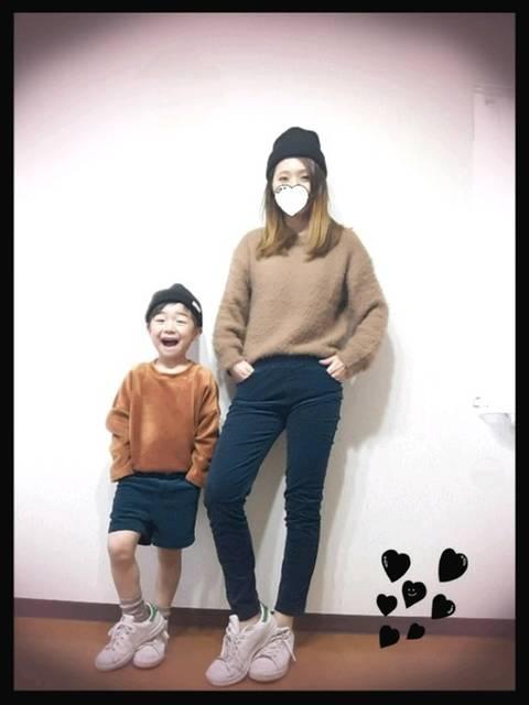kanta&mama|adidasのスニーカーを使ったコーディネート - WEAR (25895)