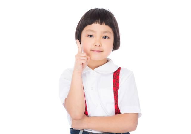 子供ワンポイントアドバイス!|フリー写真素材・無料ダウンロード-ぱくたそ (28133)