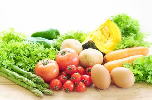 色々な野菜とたまご|写真素材なら「写真AC」無料(フリー)ダウンロードOK (36284)